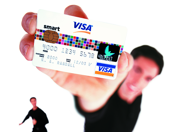 Dinsmore Design - Visa Smart Credit Card
